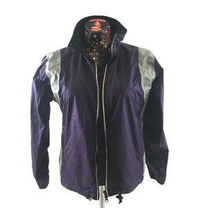 Roadrunner Womens Reflective Gore-Tex Jacket Med